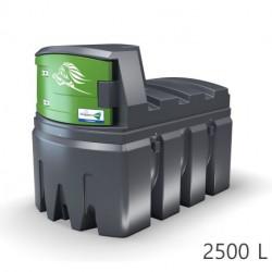 Cuve gasoil fixe FuelMaster Kingspan 2500 L à 9000 L