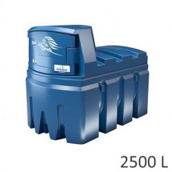 Cuve AdBlue fixe BlueMaster Kingspan 2500 L à 9000 L