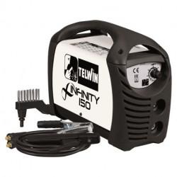 Poste à souder Inverter Infinity 150 Telwin MMA + kit accessoires