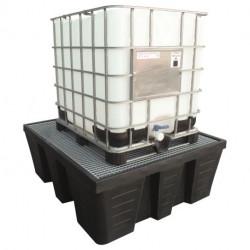 Bac de rétention polyéthylène Drakkar 1000 L