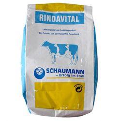 Buvée réparatrice pour vache Rindavital Energietrunck Schaumann