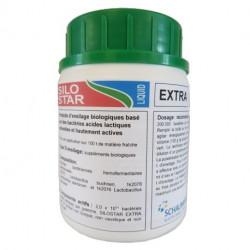 Innoculant conservateur Bio pour ensilage Silostar Extra Schaumann, 100 g