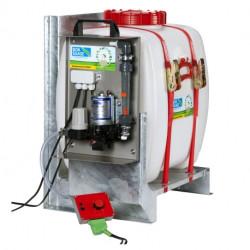 Doseur d'acides tamponnés Lacto-Sprayer NK 200 ST Schaumann, cuve 200 L