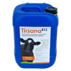 Supplément nutritionnel pour vache Tirsana 1312 Schaumann, 10 kg