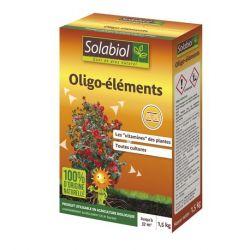 Oligo-éléments pour jardin Solabiol - 1,5 kg