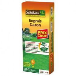 Engrais gazon longue durée Solabiol - 10 kg