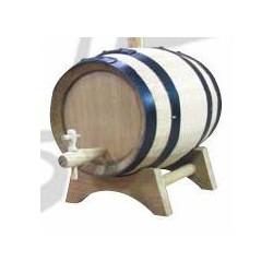 Petit Fût de Chêne Merrain 5 à 114 Litres pour Alcool ou Vin Fabriqué en France