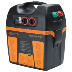 Electrificateur pile/batterie PowerPlus B100 Gallagher