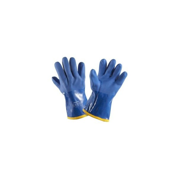 gants de travail sp cial froid environnement liquide et. Black Bedroom Furniture Sets. Home Design Ideas