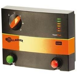 Electrificateur B280 sur batterie
