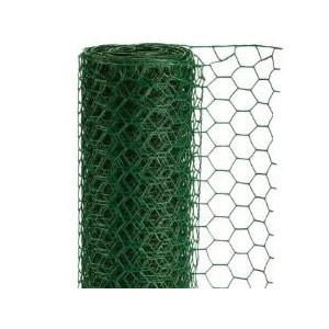 Gamme Agrifournitures.fr Grillage Triple Torsion Mailles hexagonales 2 m Rouleau de 50 m