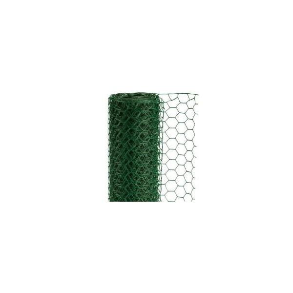 grillage triple torsion plastifi vert eco rouleau de 10m. Black Bedroom Furniture Sets. Home Design Ideas