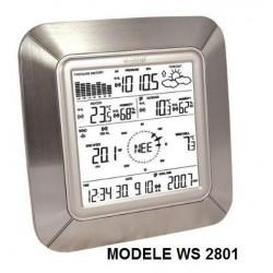Station Météo Pro Familiale - Energie solaire - WS2800 et WS2801