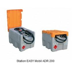 Station service gasoil Easy Mobil ADR