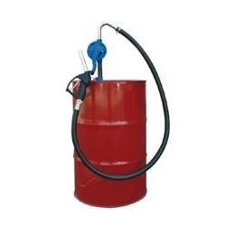 Pompe rotative Alu pour Lubrifiants, Gasoil, Huiles Hydraulique