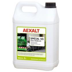 Traitement biodégradable nettoyant, dégraissant, désinfectant pour local à poubelles - Bidon de 5 litres