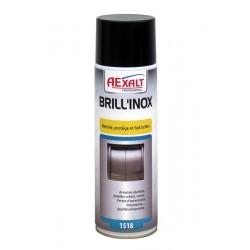 Nettoyant, protection et brillance des surfaces en Inox - Aérosol de 650 ml