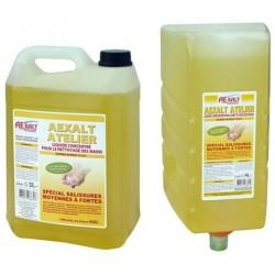 Liquide concentré pour les mains - Salissures moyennes à fortes - Parfum agrumes