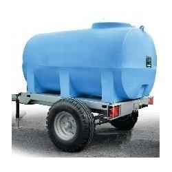 Chassis DURAPLAS avec citerne à eau