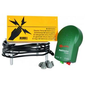 Kit Cloture Electrique pour jardin M10 - 230V - Gallagher