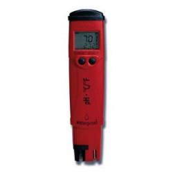 Testeur de pH-°C étanche
