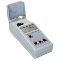 Photomètre portatif HI83730 pour mesure de l'indice de peroxydes de l'huile d'olive