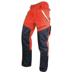 Pantalon de Protection en Cordura CERVIN Rouge