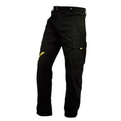 Pantalon de Protection Strech en Cordura MONTVERT Noir