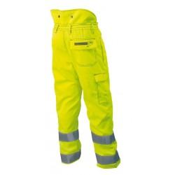 Pantalon Haute Visibilité Classe 2 BIOT Jaune