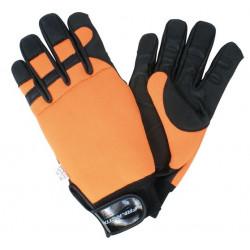 Gants de Protection Type Poignet avec Stop-Chaine sur Main Gauche