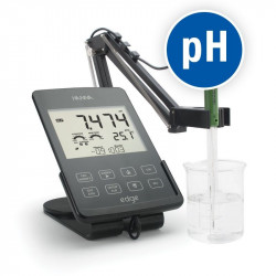 Edge kit mesure de pH Hanna Instruments HI 2020-02