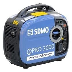SDMO INVERTER PRO 2000 Groupe électrogène portable 2kW