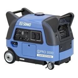 SDMO INVERTER PRO 3000E Groupe électrogène portable 3kW