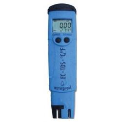 Testeur EC-TDS-T° étanche HI 98312