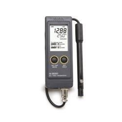EC-/TDS-mètre compact, étanche, économique HI 99301