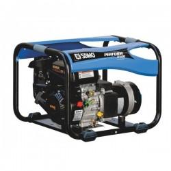 SDMO PERFORM 6500 GAZ Groupe électrogène portable essence ou gaz