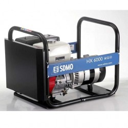 SDMO INTENS HX 6000 Groupe électrogène portable 6kW