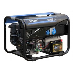 SDMO TECHNIC 6500 E AVR Groupe électrogène portable 6,5kW