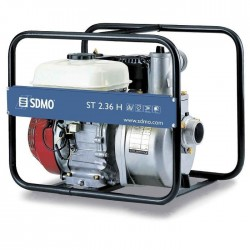 Motopompe SDMO ST 2.36 H débit:36m3/h moteur HONDA
