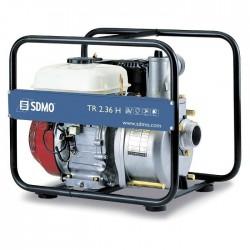 Motopompe SDMO TR 2.36 H débit:36m3/h moteur HONDA