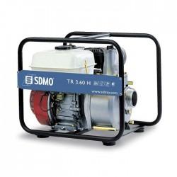 Motopompe SDMO TR 3.60 H débit:54m3/h moteur HONDA