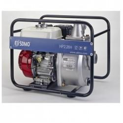 Motopompe haute pression 5bars SDMO HP 2.26 H débit:26m3/h moteur HONDA