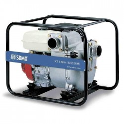 Motopompe SDMO XT 3.78 H débit:80m3/h moteur HONDA