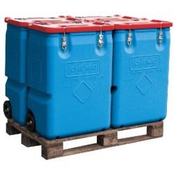 Box Mobile Homologué ADR - Transport de Produits Dangereux