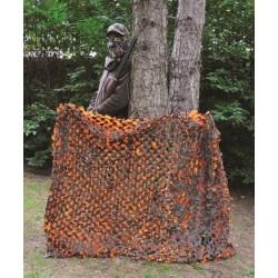 Filet Camouflage Militaire Fluo Homologué Spécial Battue