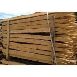 Piquets Acacia 2m00 écorcés - Circonférence 28 à 32cm