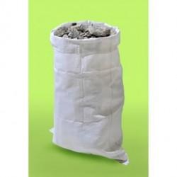 Lot de 5 sacs Polypropylène multi-usages : Gravats, déchets végétaux...