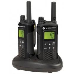 Pack de 2 Talkie-Walkie XTB180 Motorola Complet