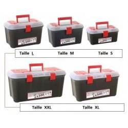 Boite à Outils Multi-Usages : Bricolage, Pêche, Secours...