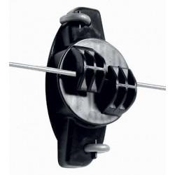 Isolateur de soutien W Standard pour fil acier